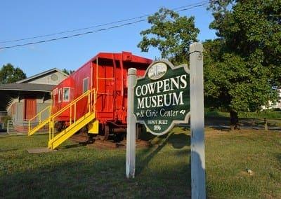 Cowpens-Museum