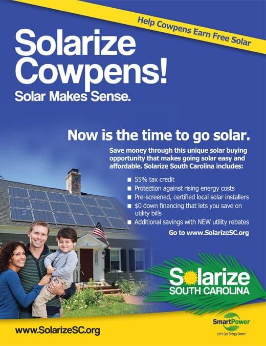 Solar Info Session @ Cowpens Public Library | Cowpens | South Carolina | United States